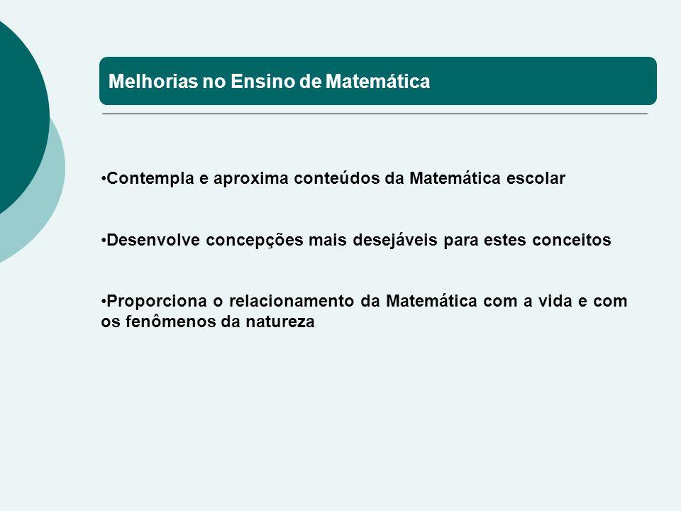 Melhorias no Ensino de Matemática