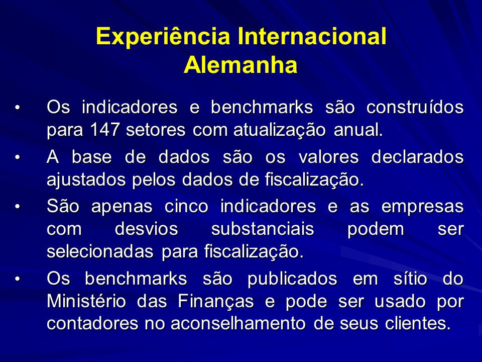 Experiência Internacional Alemanha