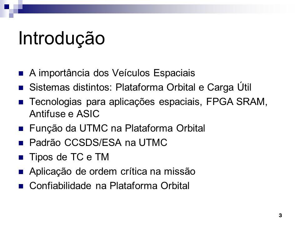 Introdução A importância dos Veículos Espaciais