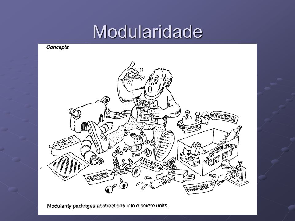 Modularidade