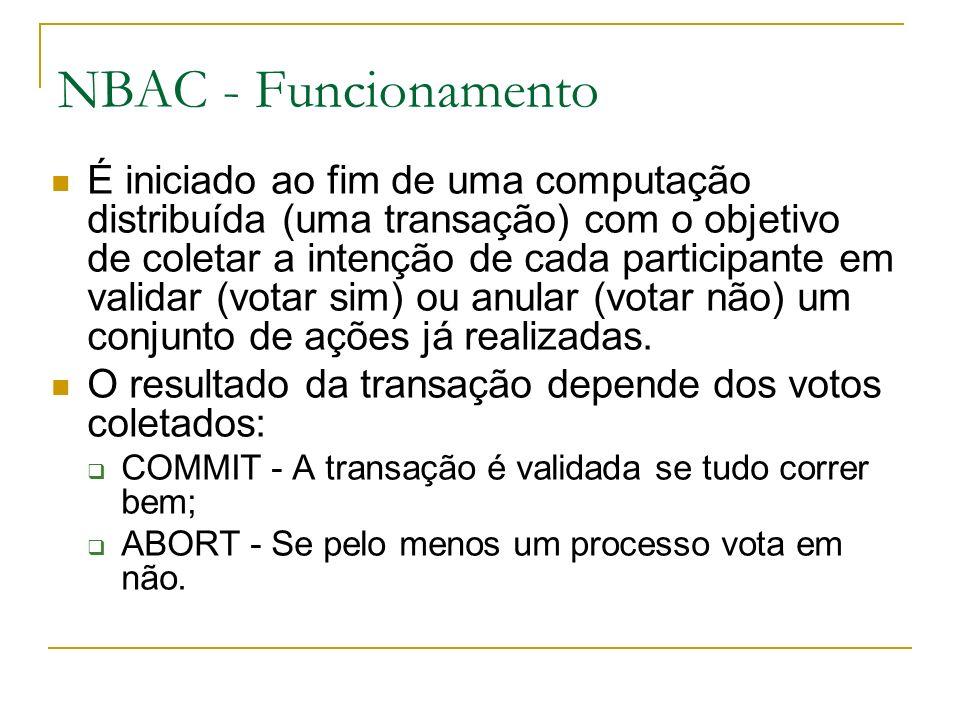 NBAC - Funcionamento
