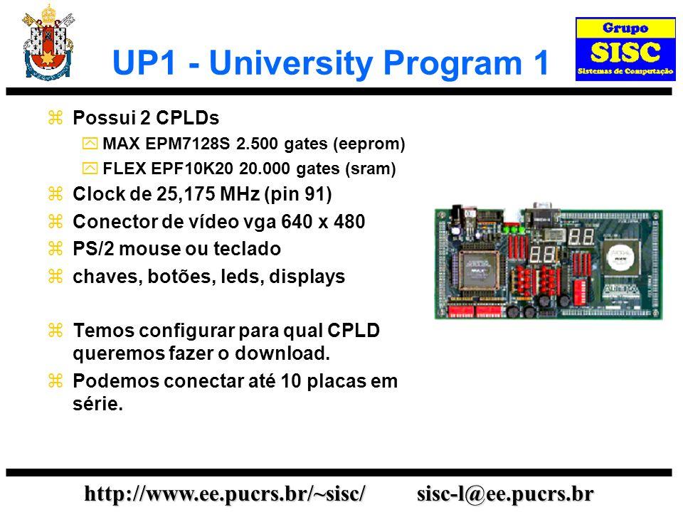 UP1 - University Program 1