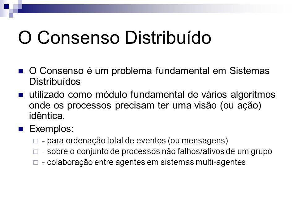 O Consenso Distribuído