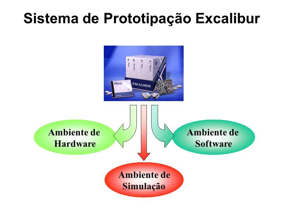 Sistema de Prototipação Excalibur