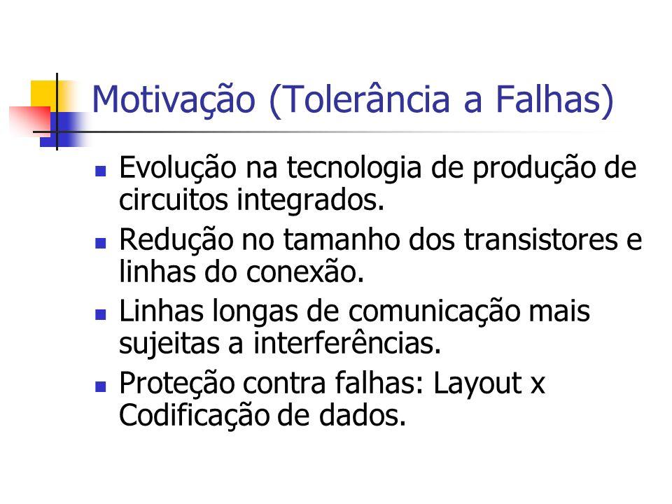 Motivação (Tolerância a Falhas)