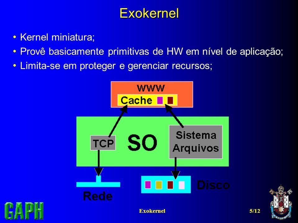 Exokernel Kernel miniatura;
