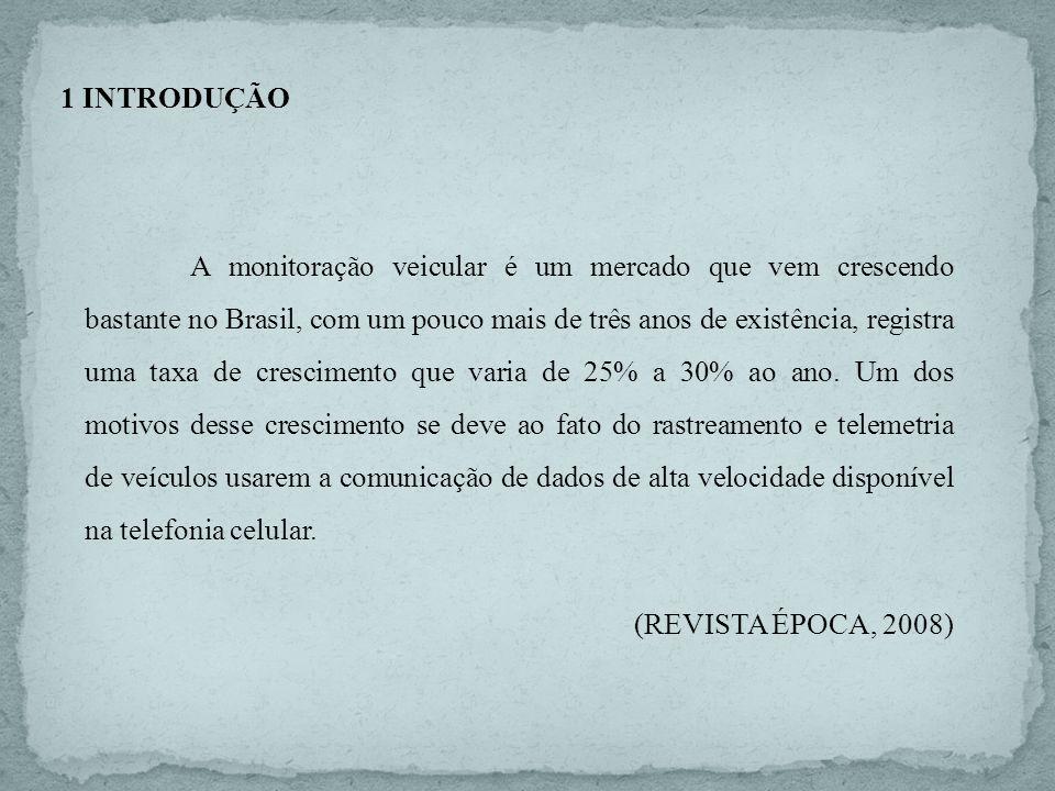 1 INTRODUÇÃO (REVISTA ÉPOCA, 2008)