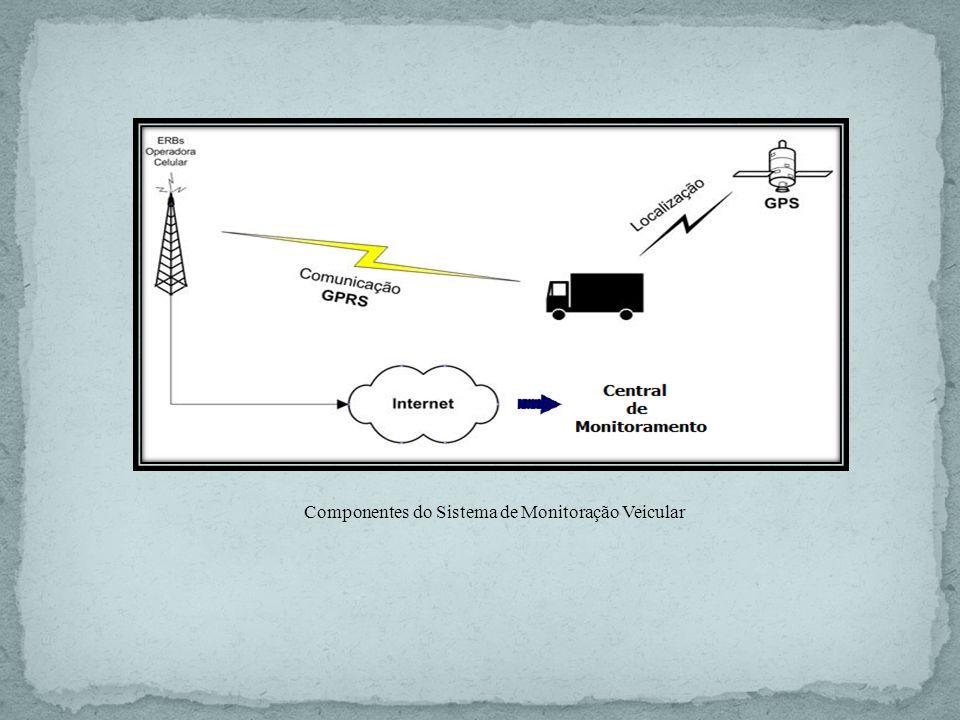 Componentes do Sistema de Monitoração Veicular