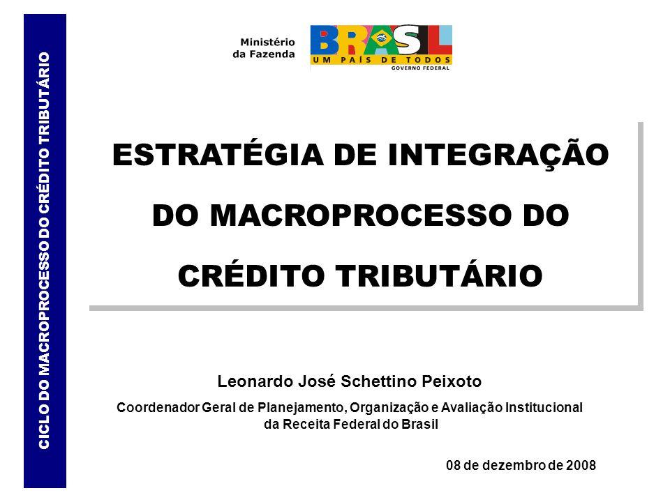 Leonardo José Schettino Peixoto da Receita Federal do Brasil