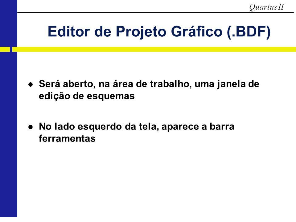 Editor de Projeto Gráfico (.BDF)