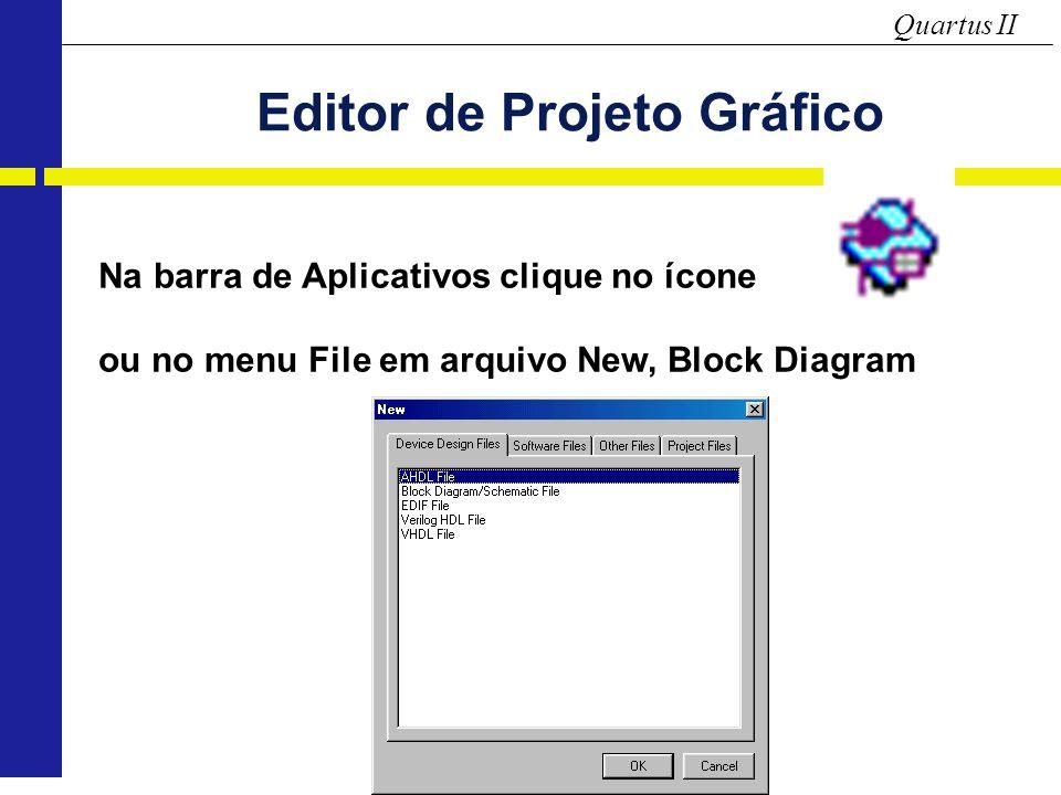 Editor de Projeto Gráfico