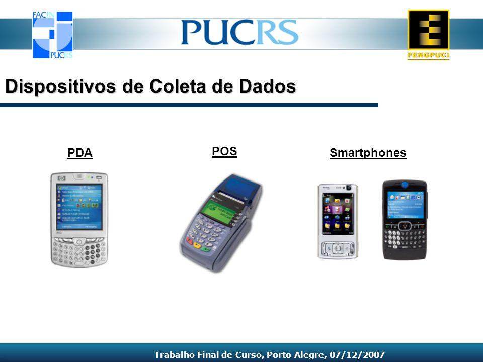 Dispositivos de Coleta de Dados