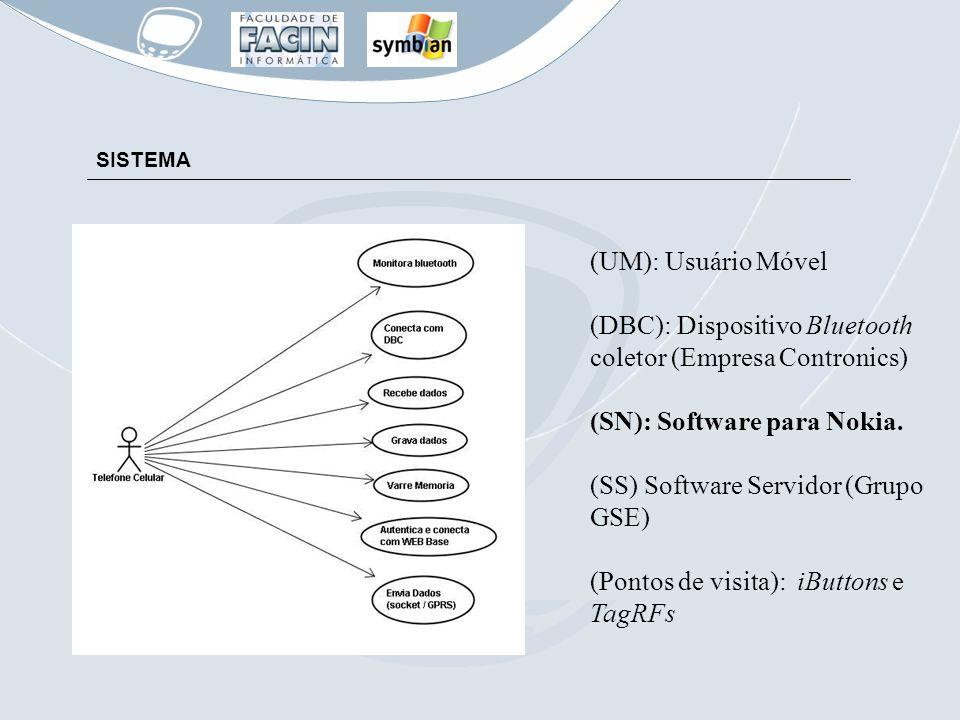 (DBC): Dispositivo Bluetooth coletor (Empresa Contronics)