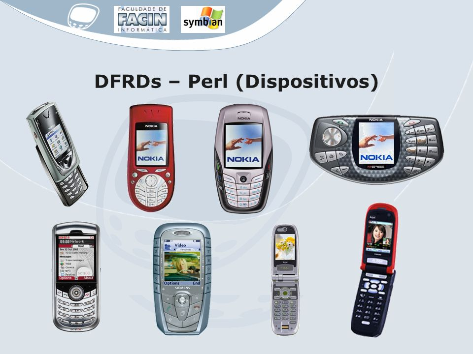 DFRDs – Perl (Dispositivos)