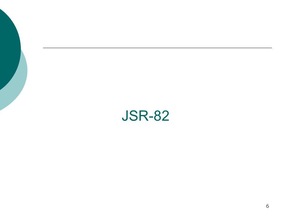 JSR-82