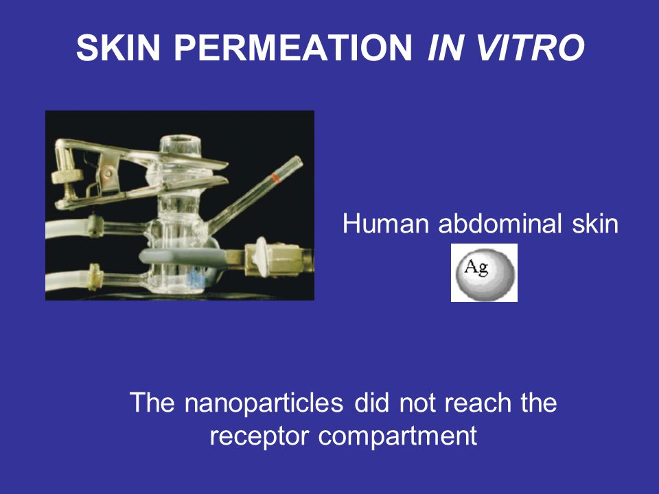 SKIN PERMEATION IN VITRO