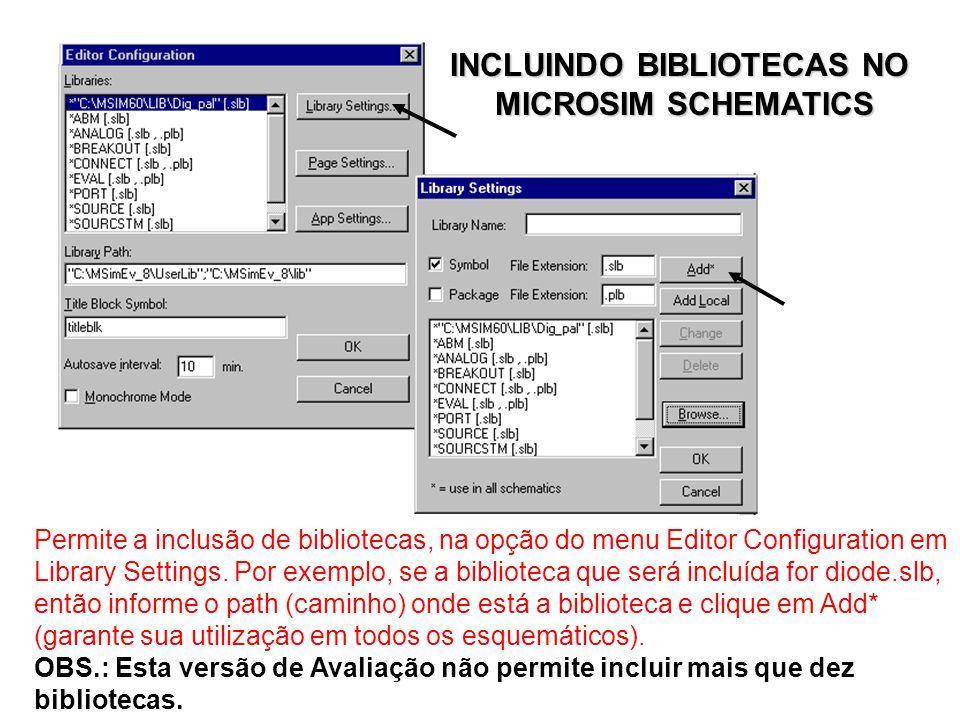 INCLUINDO BIBLIOTECAS NO