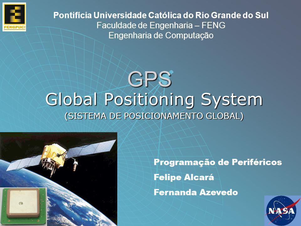 Global Positioning System (SISTEMA DE POSICIONAMENTO GLOBAL)