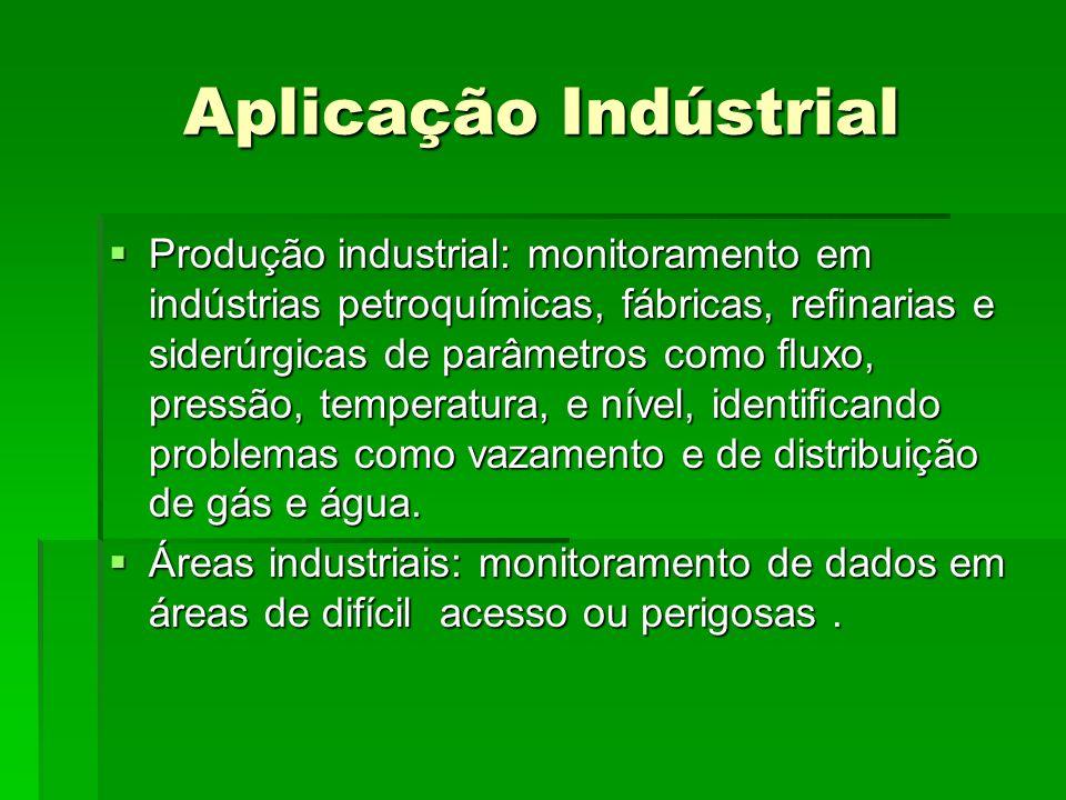Aplicação Indústrial