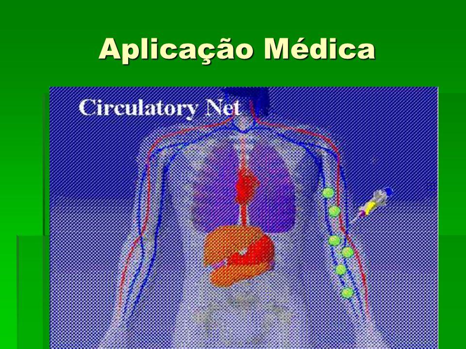 Aplicação Médica