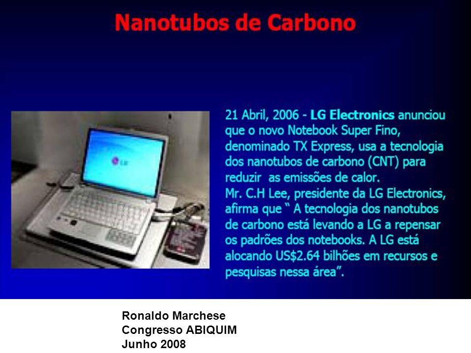 Ronaldo Marchese Congresso ABIQUIM Junho 2008