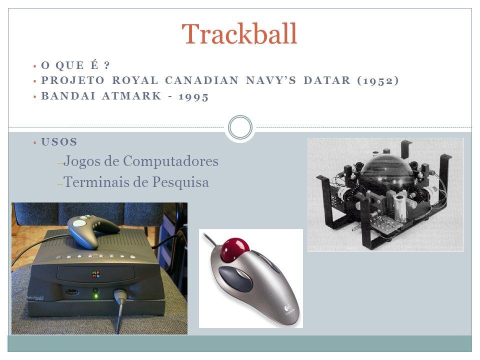 Trackball Jogos de Computadores Terminais de Pesquisa O que é