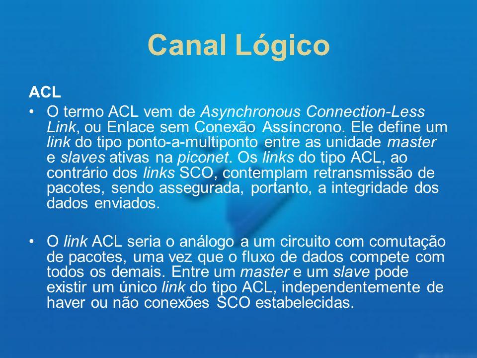 Canal Lógico ACL.