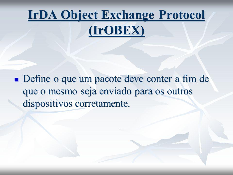 IrDA Object Exchange Protocol (IrOBEX)