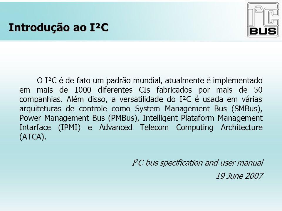 Introdução ao I²C