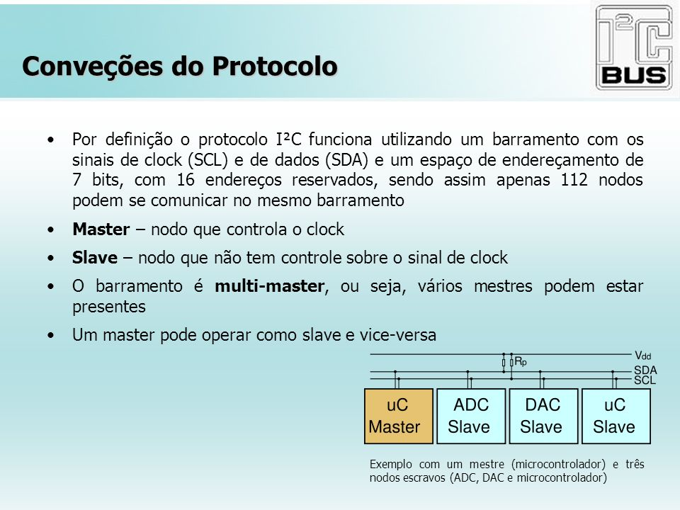 Conveções do Protocolo