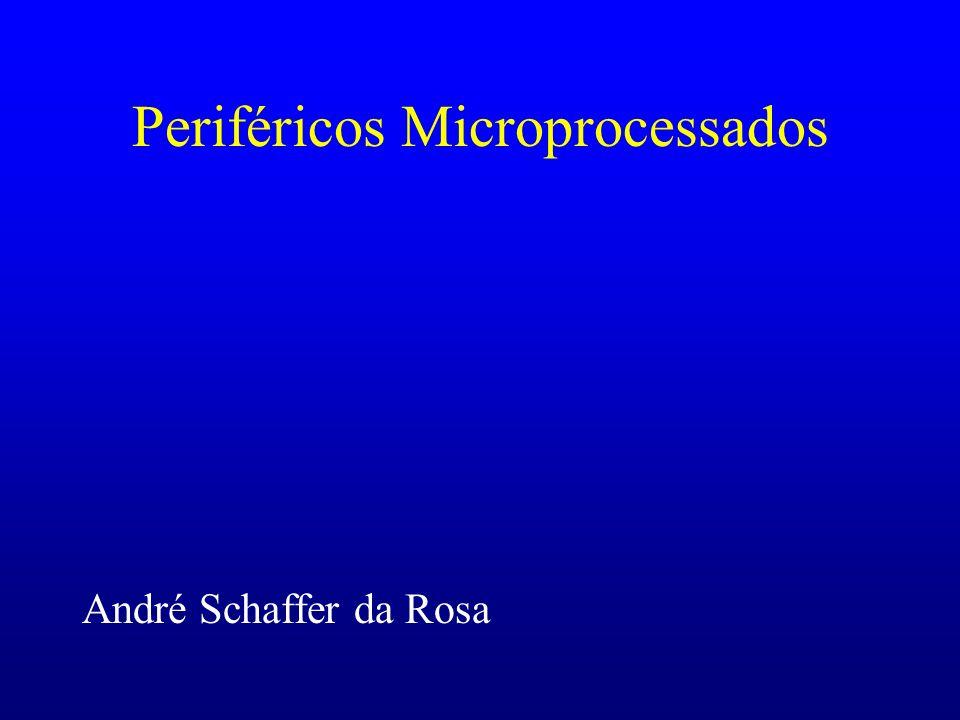 Periféricos Microprocessados