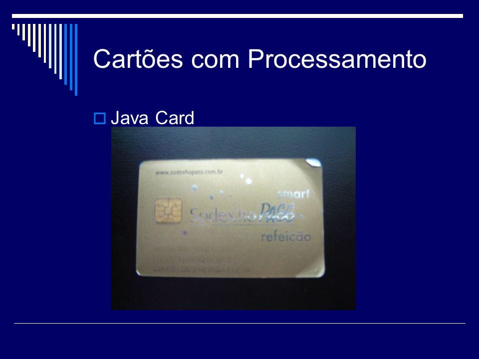 Cartões com Processamento