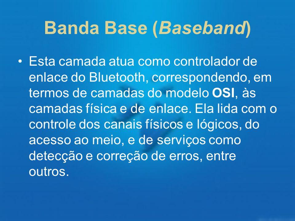 Banda Base (Baseband)