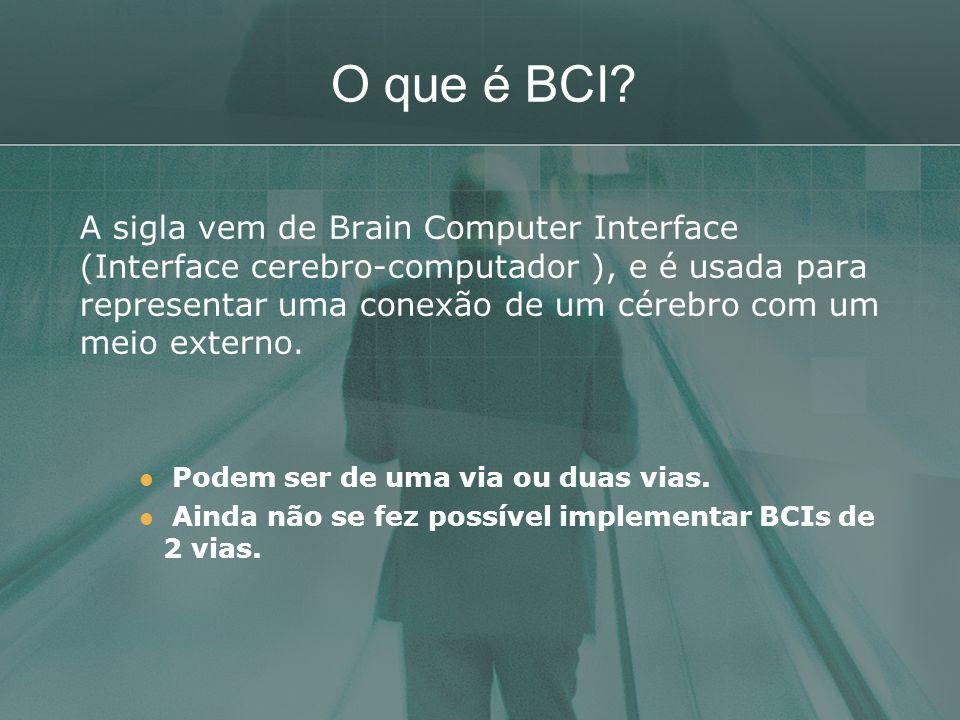 O que é BCI