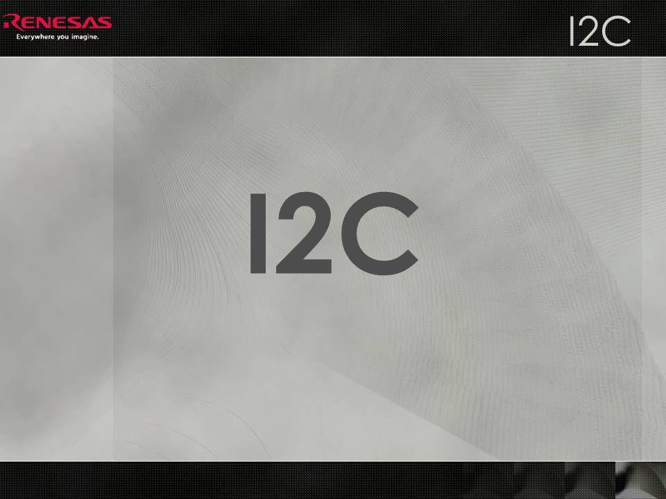 I2C I2C