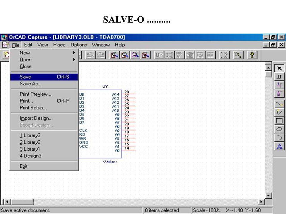 SALVE-O ..........