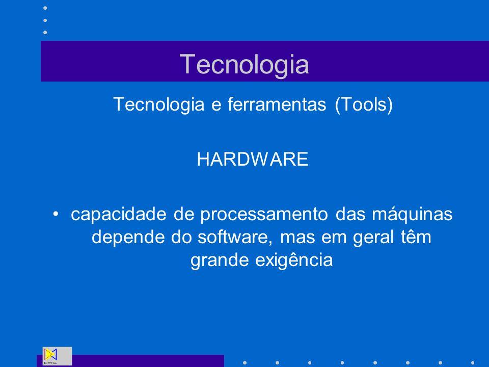 Tecnologia e ferramentas (Tools)