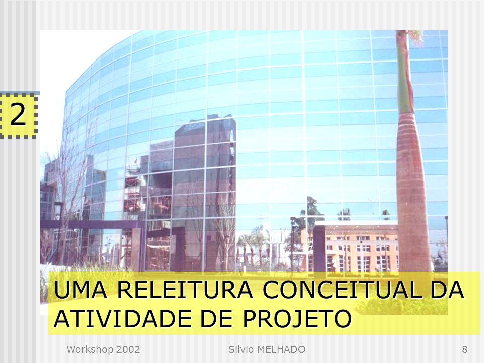 UMA RELEITURA CONCEITUAL DA ATIVIDADE DE PROJETO