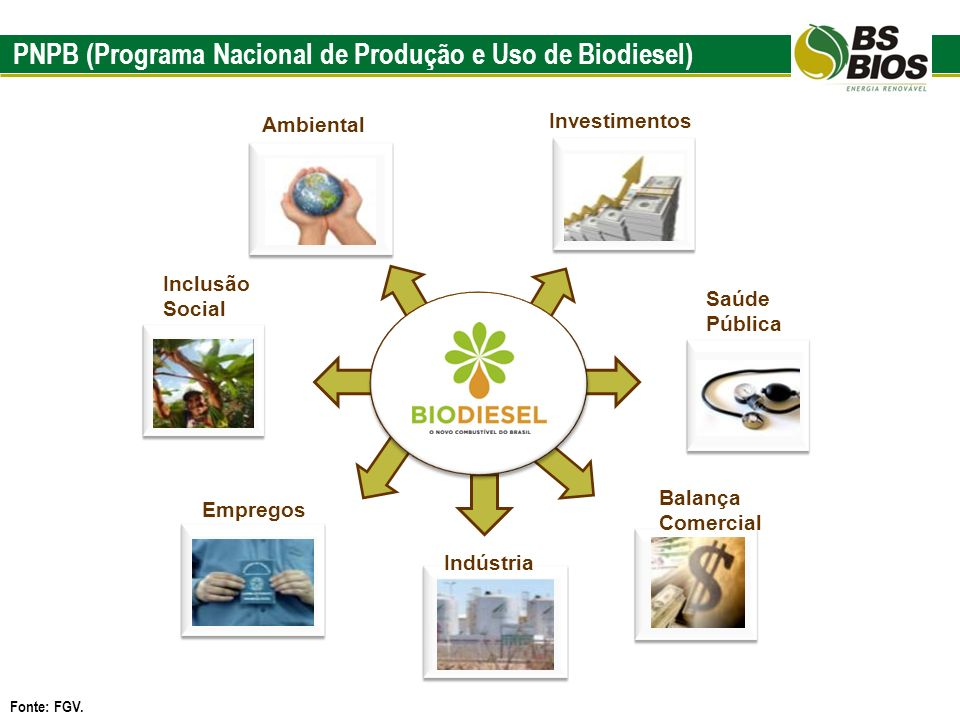 PNPB (Programa Nacional de Produção e Uso de Biodiesel)