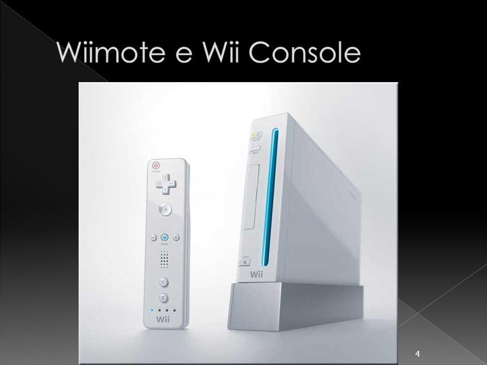 Wiimote e Wii Console
