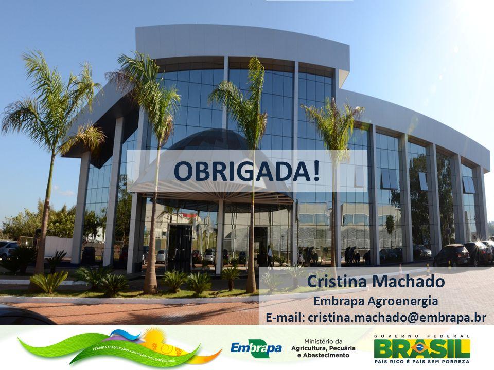 E-mail: cristina.machado@embrapa.br