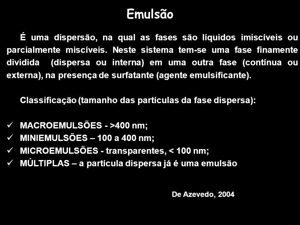 Emulsão