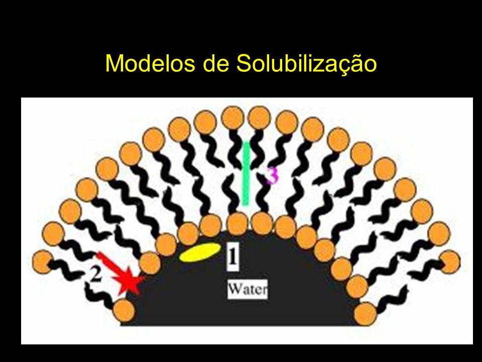 Modelos de Solubilização
