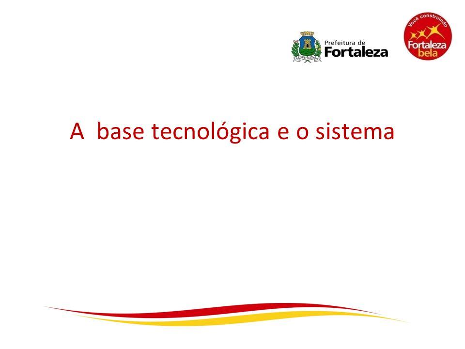 A base tecnológica e o sistema