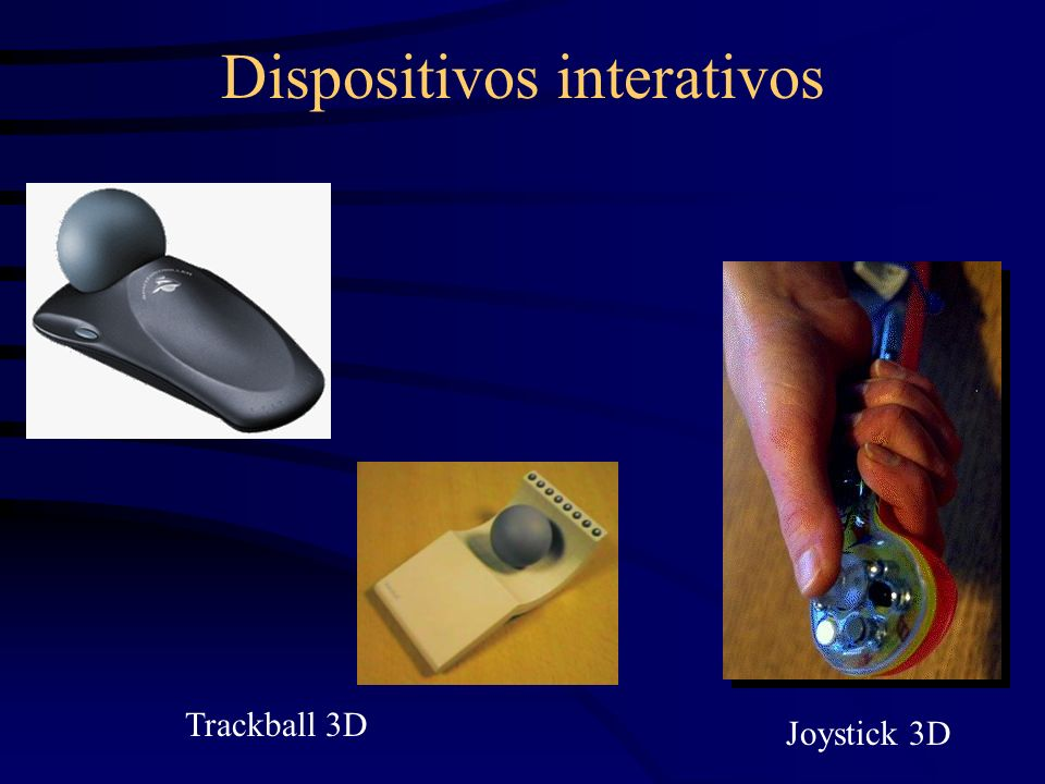Dispositivos interativos