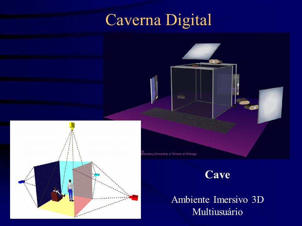 Ambiente Imersivo 3D Multiusuário