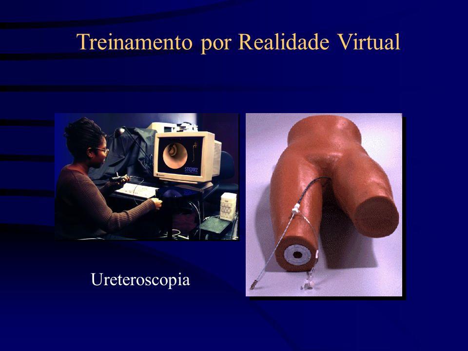 Treinamento por Realidade Virtual