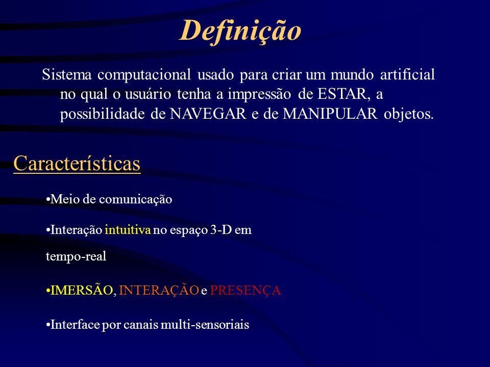 Definição Características