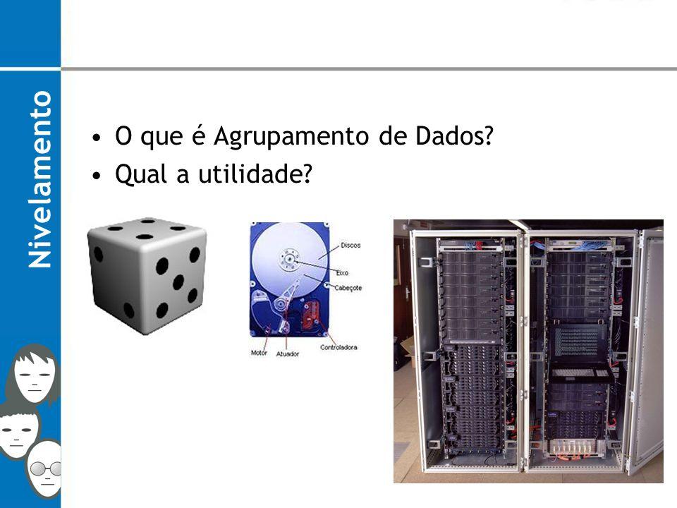 O que é Agrupamento de Dados