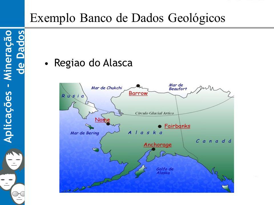 Exemplo Banco de Dados Geológicos